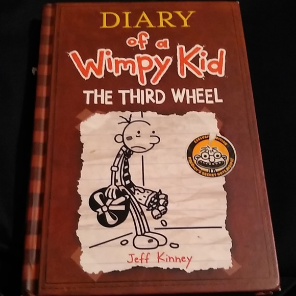 Office Diary Of A Wimpy Kid The Third Wheel Poshmark